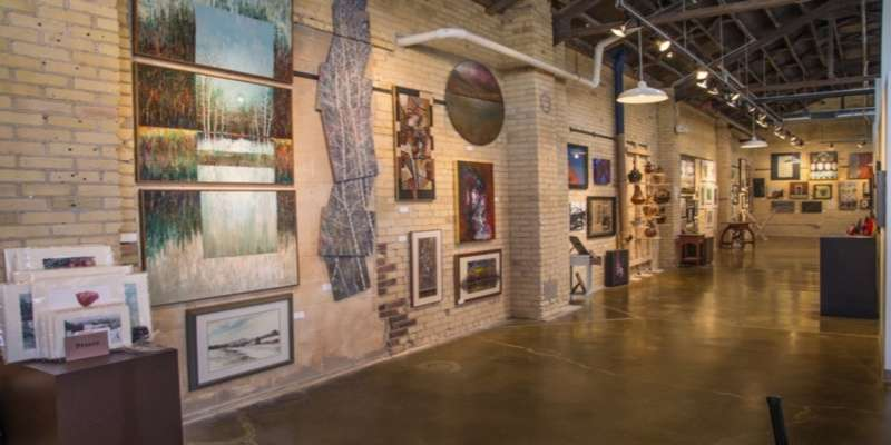 Art garage Photo Gallery